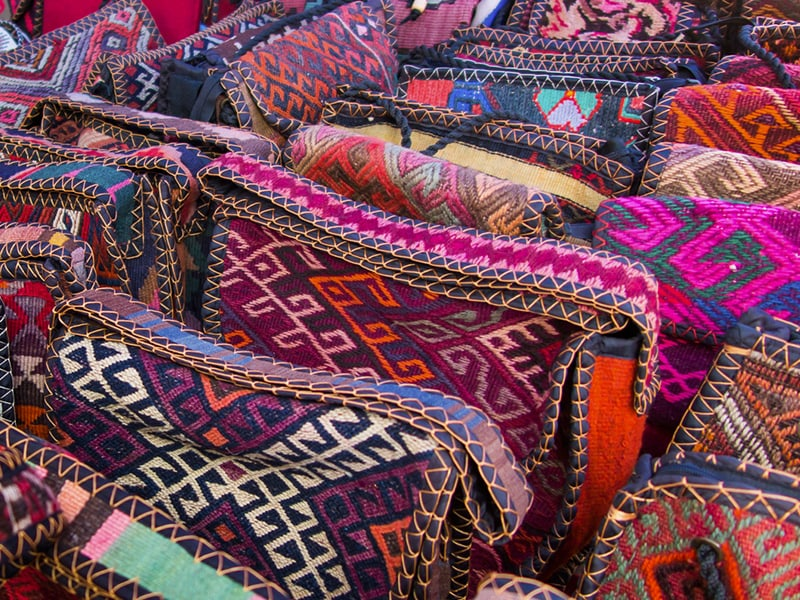 Armenia Marketplace Purses
