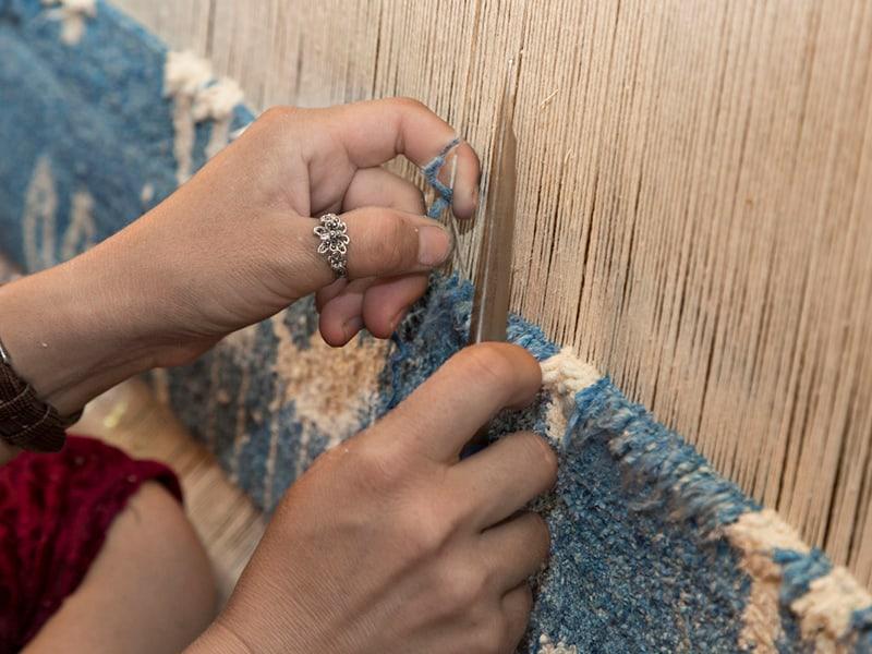 Armenia weave
