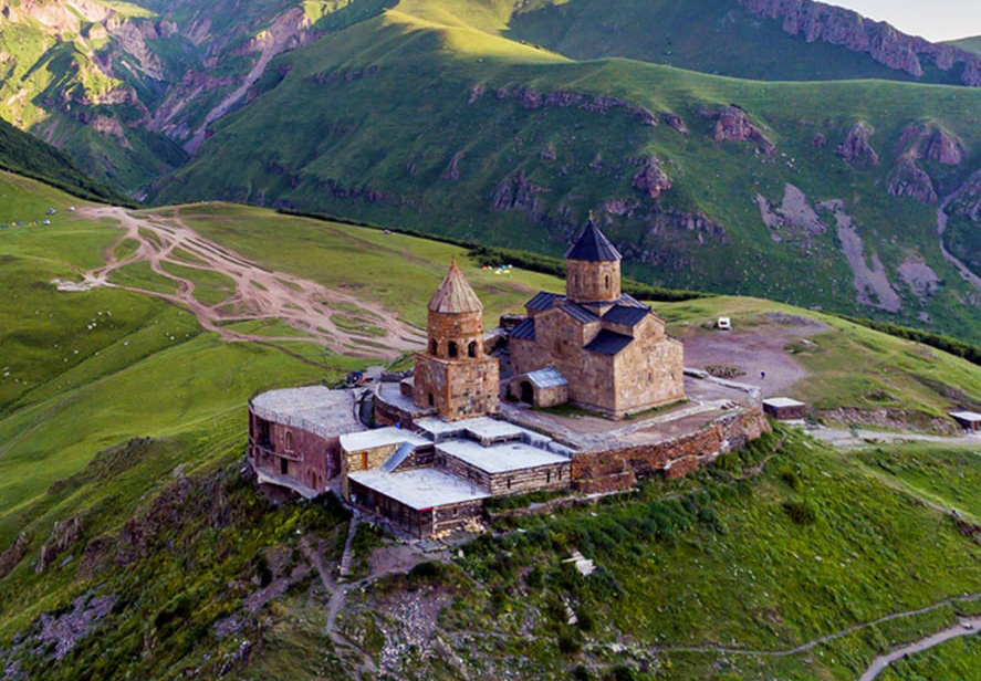 Tours to Georgia - Monastery