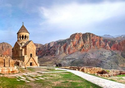Monastery in Georgia - Levon Travel