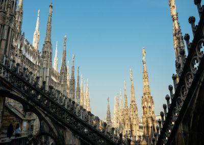 Travel to Milan