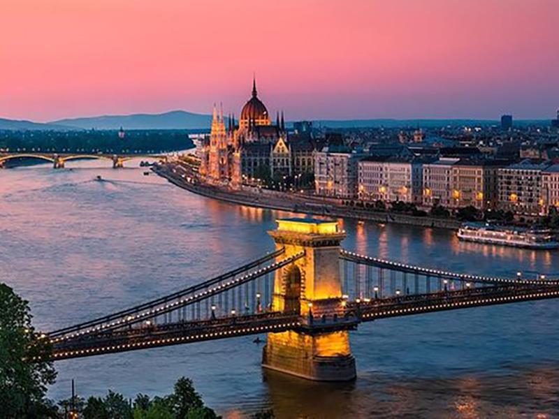 Romantic Danube – River Cruises