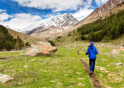 Georgia walking hike tours - Levon Travel